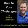 Run To Your Leadership Challenges! artwork