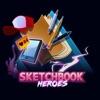 SketchbookHeroes artwork