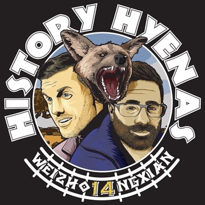History Hyenas with Chris Distefano and Yannis Pappas:All Things Comedy | Wondery