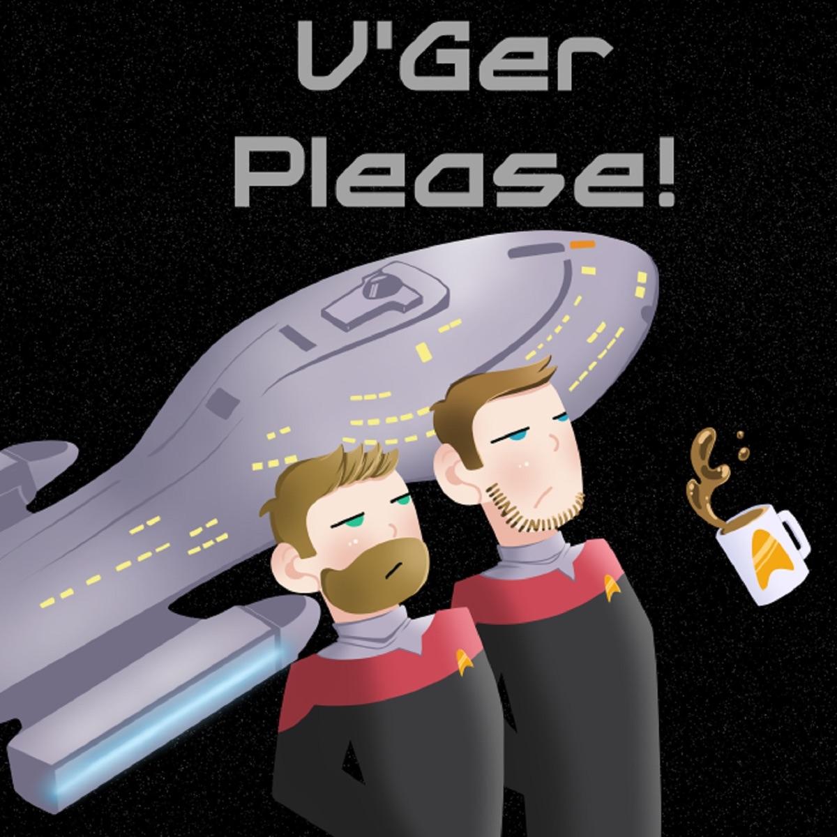 V'Ger Please!