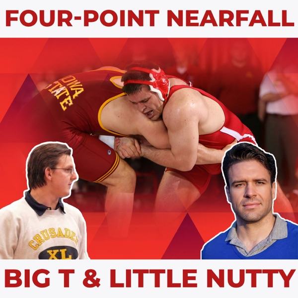 Four-Point Nearfall with Big T & Little Nutty