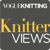 Vogue Knitting Knitterviews artwork