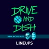 Drive and Dish NBA Podcast artwork