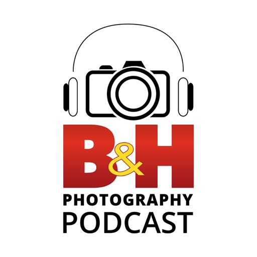 Cover image of B&H Photography Podcast