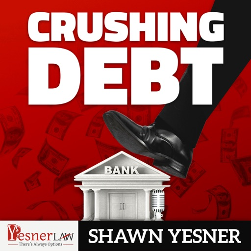 Cover image of Crushing Debt Podcast