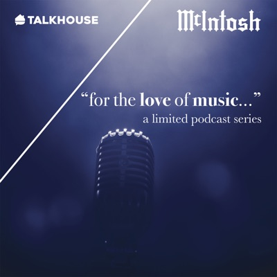 """McIntosh """"for the love of music…"""":McIntosh"""