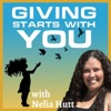GIVING STARTS WITH YOU artwork
