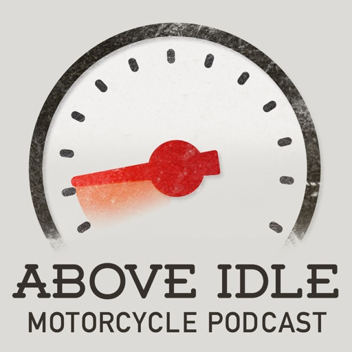 Cover image of Above Idle Motorcycle Podcast