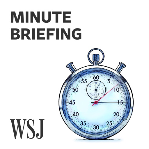 Cover image of WSJ Minute Briefing