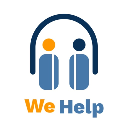 Cover image of We Help Podcast