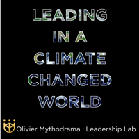 Leading in a Climate Changed World podcast