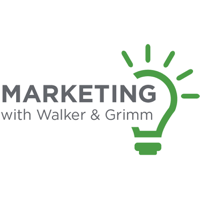 Marketing with Walker and Grimm podcast