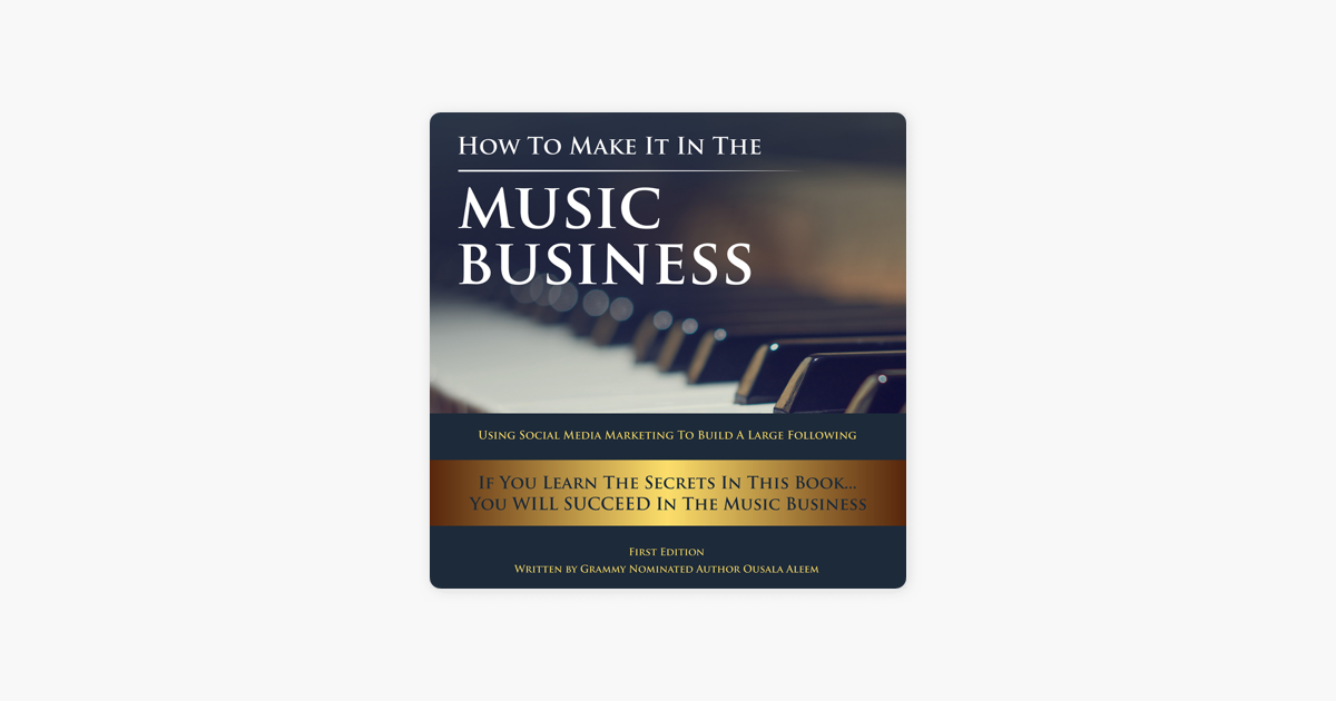 How To Make It In The Music Business on Apple Podcasts