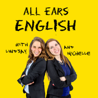 Podcast cover art for All Ears English Podcast