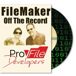 FileMaker Off The Record Podcast: E019 – Claris FileMaker