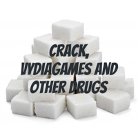 Crack, vydiagames and other drugs podcast