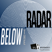 Podcast cover art for Below the Radar