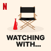 Podcast cover art for Watching With...
