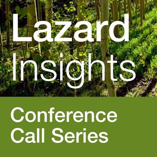 Cover image of Lazard Insights
