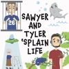 Splain Life Comedy Podcast artwork
