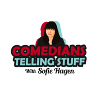 Comedians Telling Stuff Podcast podcast