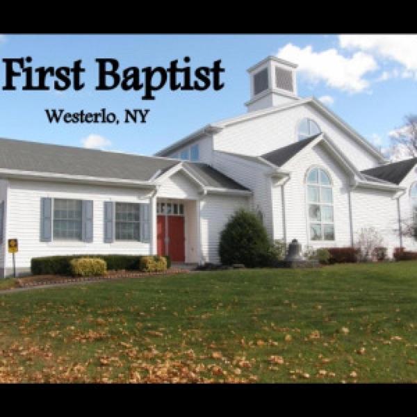 Westerlo First Baptist Sermons