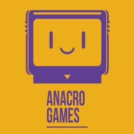 Anacrogames - Anacronismo y Videojuegos: Anacrogames - Tape