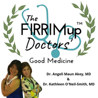 FIRRIMup Doctors' Good Medicine podcast