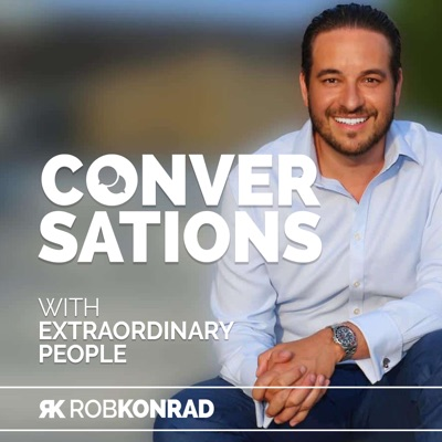 000. Introduction to Rob Konrad: Conversations With Extraordinary People