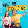 Shut the Should Up with Candace Payne + Jenny Randle artwork