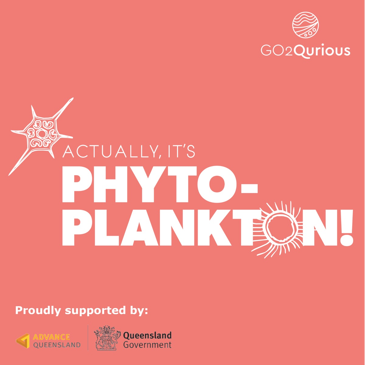 Actually, It's Phytoplankton!