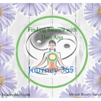 Finding Balance with Dori Ann- Journey 365 podcast