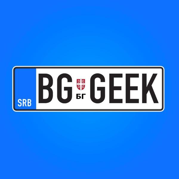 BG GEEK PODCAST