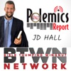 Polemics Report with JD Hall artwork