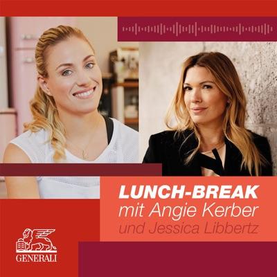 Lunch-Break mit Angie Kerber:Generali Deutschland AG