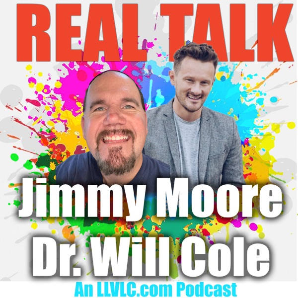 Real Talk With Jimmy Moore Artwork