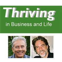 Thriving in Business and Life podcast