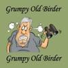 Grumpy Old Birder artwork