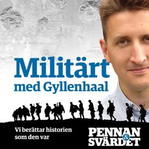 Militärt med Gyllenhaal