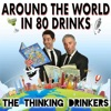The Thinking Drinkers: Around The World in 80 Drinks artwork