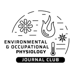 Environmental and Occupational Physiology - Journal Club
