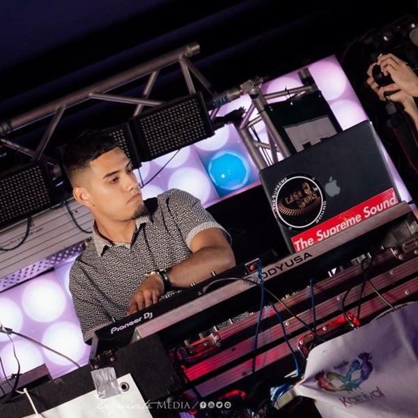 DJ TRICK LIVE