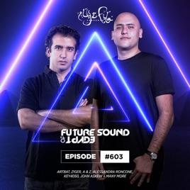 Aly & Fila Presents  Future Sound Of Egypt Radio: Future
