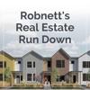 Robnett's Real Estate Run Down artwork