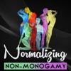 Normalizing Non-Monogamy -  Interviews in Polyamory and Swinging artwork