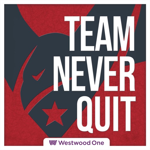 Cover image of Team Never Quit