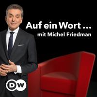 Podcast cover art for Auf ein Wort...: Mit Michel Friedman