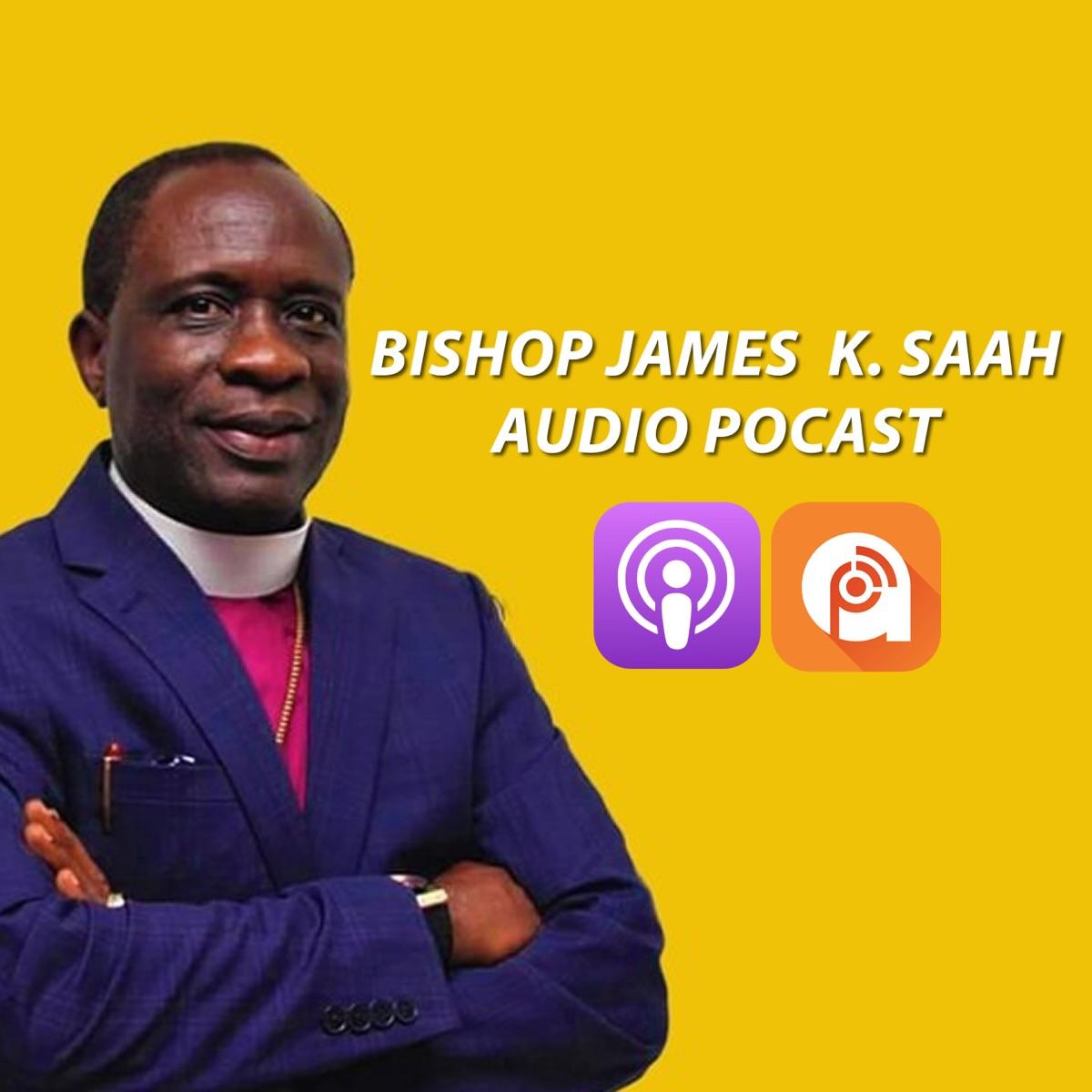 Bishop James K. Saah