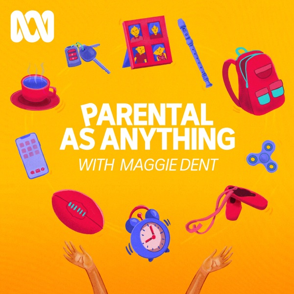 Parental As Anything, with Maggie Dent