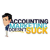 Accounting Marketing Doesn't Suck podcast